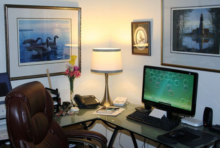 How to Create a Productive Home Office