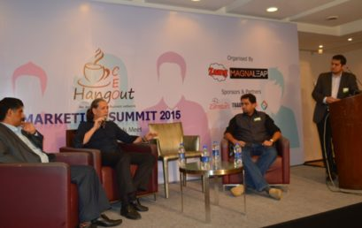CEO Hangout Marketing Summit 2015 ends on a high