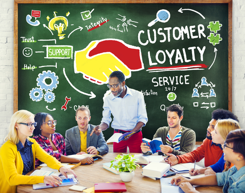 Customer Loyalty in Today's Crowded Market Place