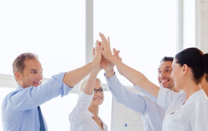 Team activities – Celebrating Small Victories