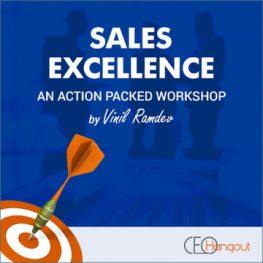 sales training workshop bangalore ceo hangout