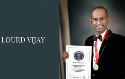 Dancer, Guinness Book World Record Holder, and Chronic Kidney Disease Survivor: Lourd Vijay's Story