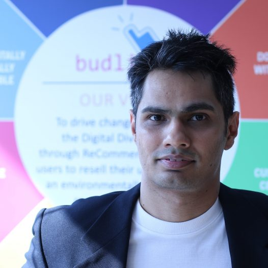 Rohit Bagaria, Changing the Way E-Waste is Dispensed