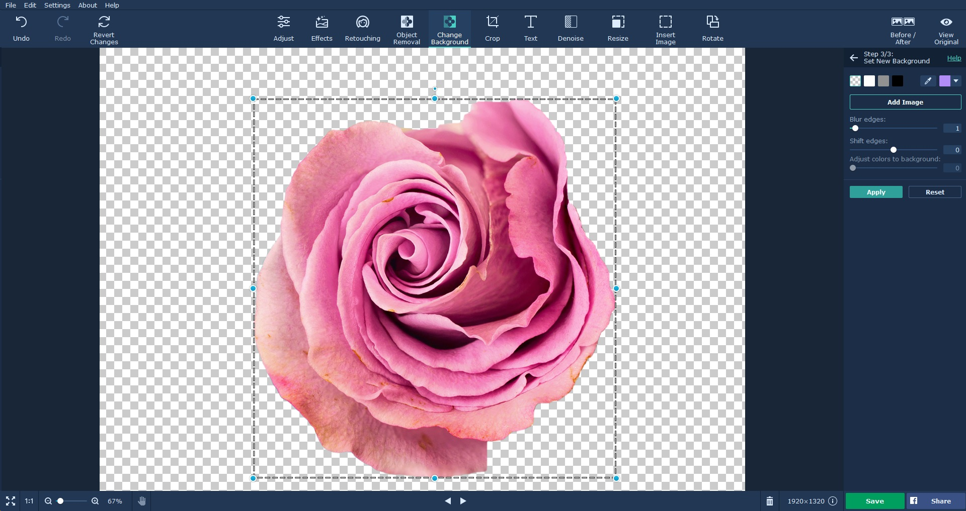 How to Make an Image Background Transparent in Minutes